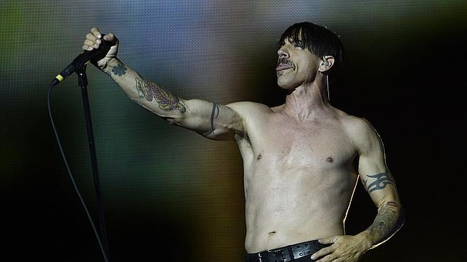 Red Hot Chili Peppers sacará disco el año que viene