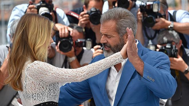 Mel Gibson, un Fred Astaire en Cannes