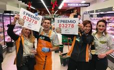 Un quinto premio deja dos millones de euros en Laguna de Duero