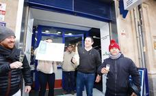 La suerte regala 3,1 millones del segundo premio y de cuatro quintos a Castilla y León