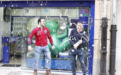 La lotería de Navidad deja más de tres millones de euros en Salamanca