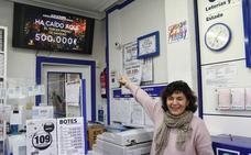 El tercer premio toca en el barrio de San José y en Centro Comercial El Tormes de Salamanca