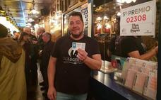 El décimo de la época de Franco que trajo 24.000 euros a Aguilar