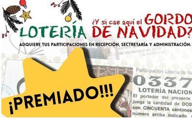 El colegio de las Agustinas de Valladolid reparte 20.000 euros en participaciones del 03375