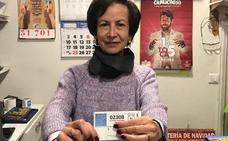 Valladolid capital, Medina del Campo y Olmedo reciben un pellizco de un quinto premio