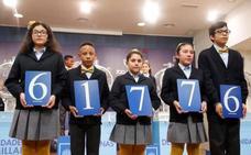 El segundo premio de El Niño cae en Salamanca, Santa Marta y Béjar
