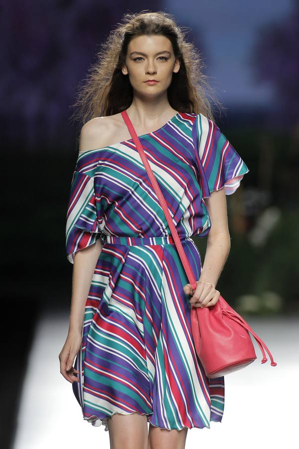 Desfile de Esther Noriega en la Mercedes-Benz Fashion Week Madrid Septiembre 2016