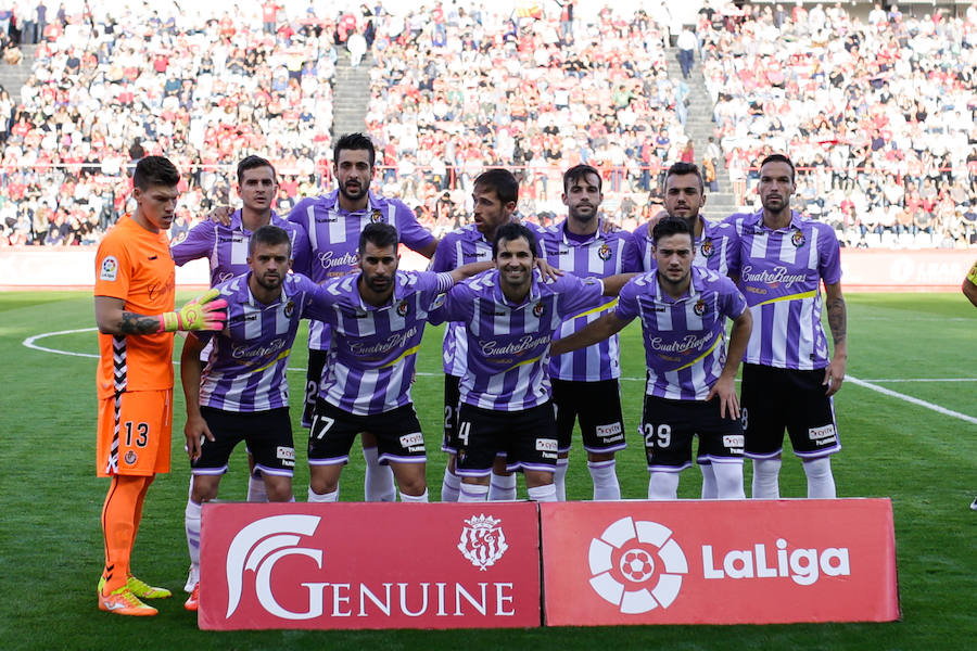 Nástic - Real Valladolid