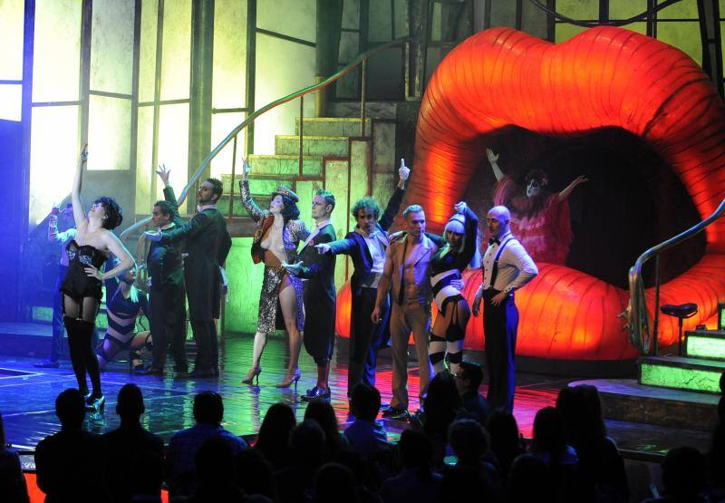 El musical 'The Hole' en la Plaza de Toros de Valladolid