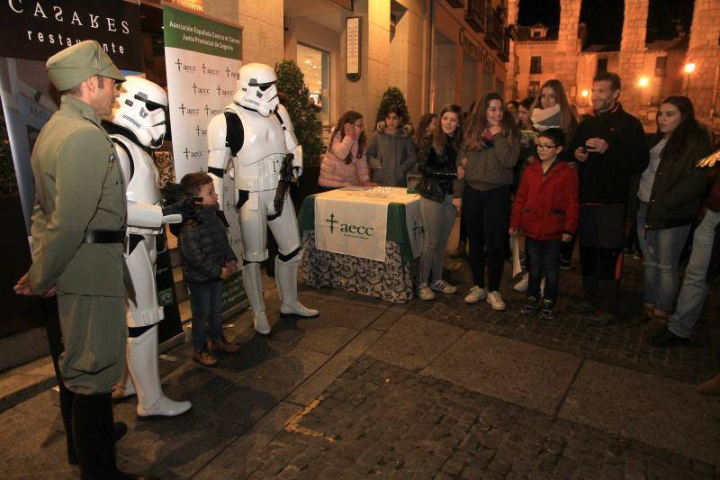 Segovia, capital del Imperio Galáctico de 'Star Wars'