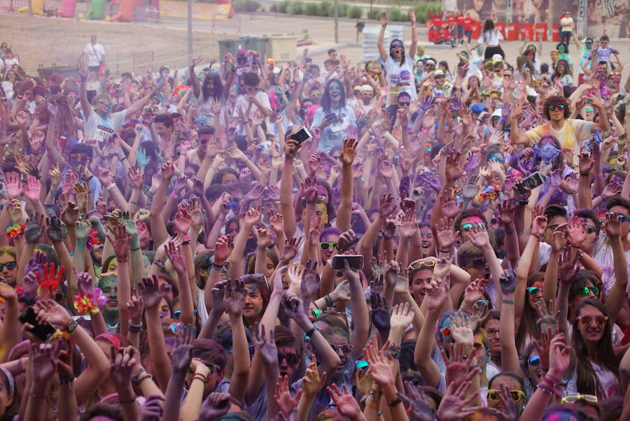 Holi Run 2017 en Arroyo de la Encomienda (2/6)