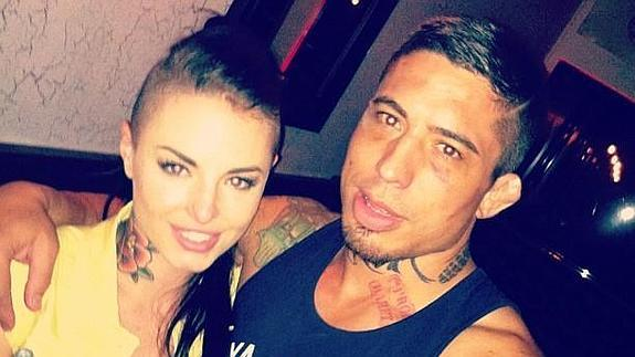 Christy Mack y Jon Koppenhaver
