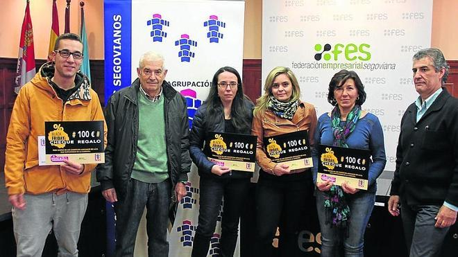 Los ganadores del Black Friday