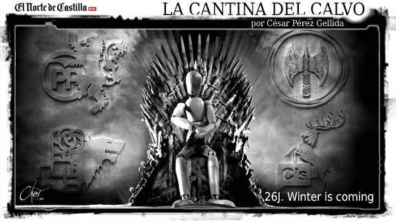 26-J. Winter is coming