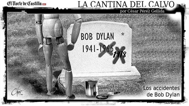 Los accidentes de Bob Dylan