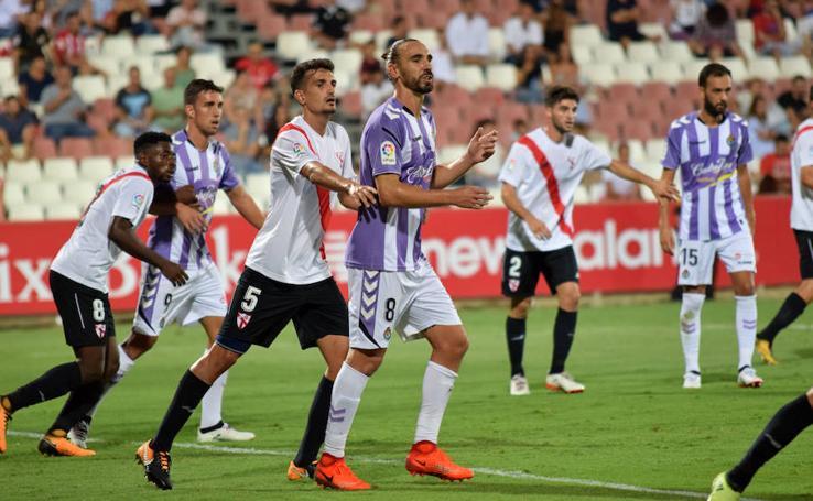 Sevilla Atlético 1-2 Real Valladolid
