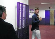 El Real Valladolid estudia demandar a Alfredo Ortuño