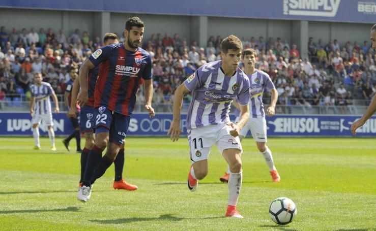 SD Huesca 1-0 Real Valladolid
