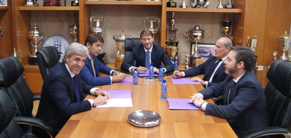 El bodeguero José Moro, nuevo consejero del Real Valladolid