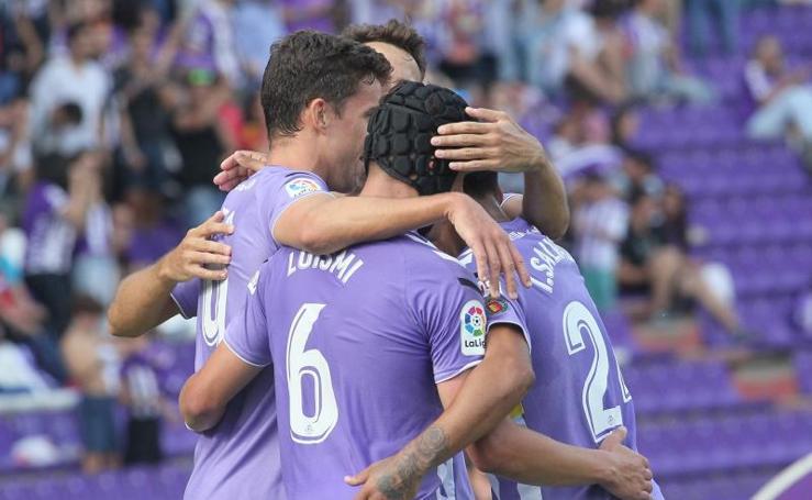 Real Valladolid 4 - 1 Córdoba