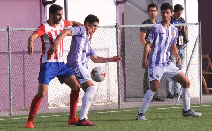 Real Valladolid B 1-0 Bidasoa