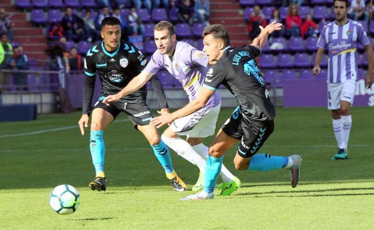 Real Valladolid 2 - 2 Lugo