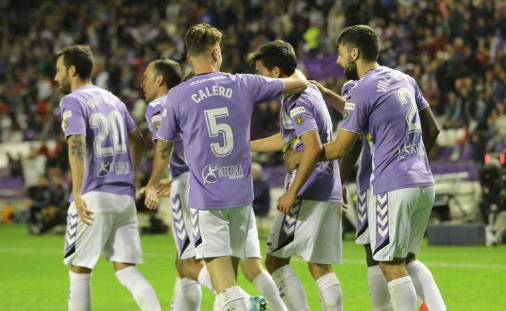 Real Valladolid 1 - 2 Leganés