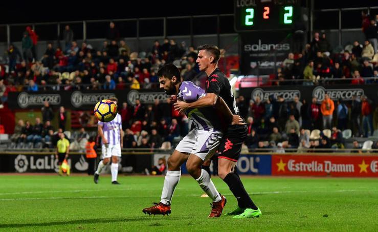 Empate del Real Valladolid en Reus (2-2)