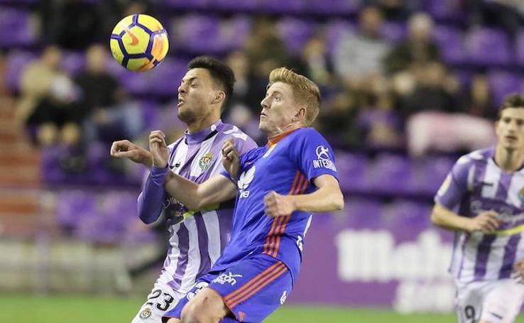 Real Valladolid 3-1 Oviedo