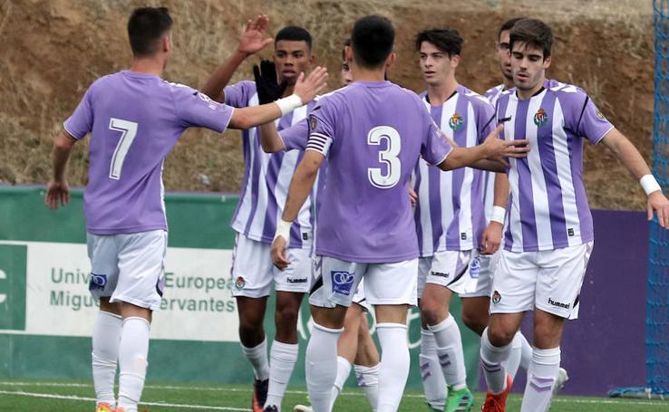 Real Valladolid SAD 5-0 CP Almendralejo