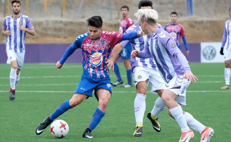 Real Valladolid B 2-1 Gimnástica Segoviana
