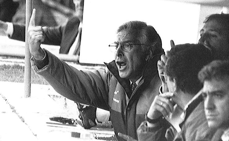 Fallece Felipe Mesones, entrenador del Real Valladolid en la temporada 1991-1992
