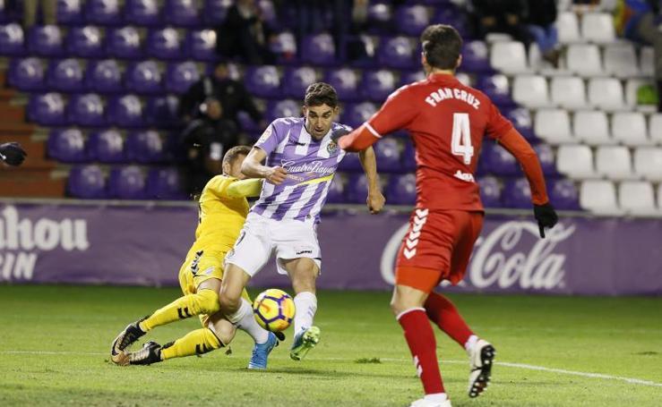 Real Valladolid 3 - 0 Lorca