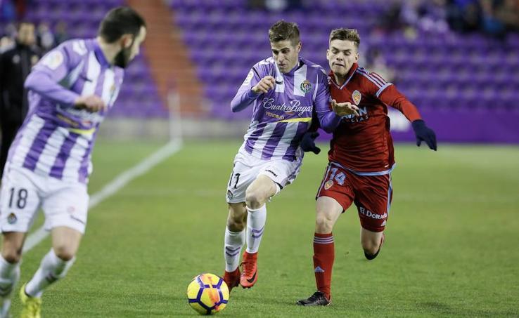 Real Valladolid 3 - 2 Zaragoza