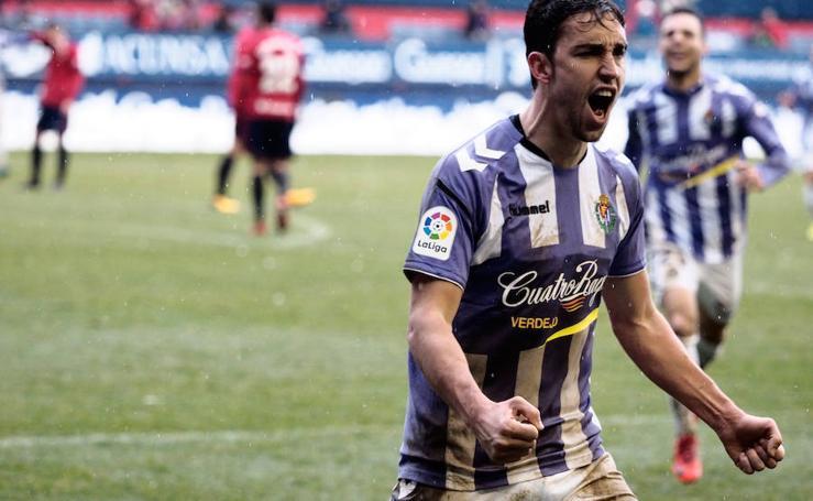 Osasuna 4-2 Real Valladolid