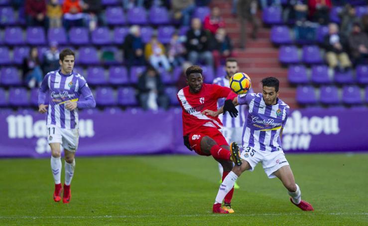 Real Valladolid 1 - 0 Sevilla