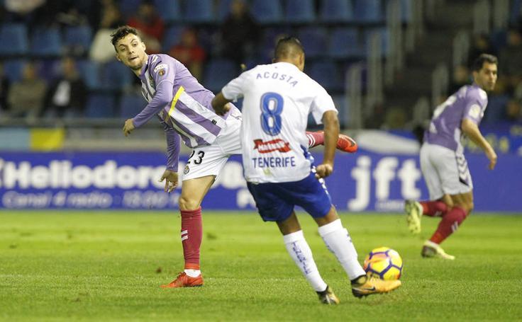 Tenerife 0-0 Real Valladolid