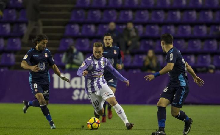 Real Valladolid 3 - 2 Cultural Leonesa