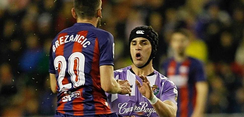 El Real Valladolid se lleva los tres puntos ante el Huesca