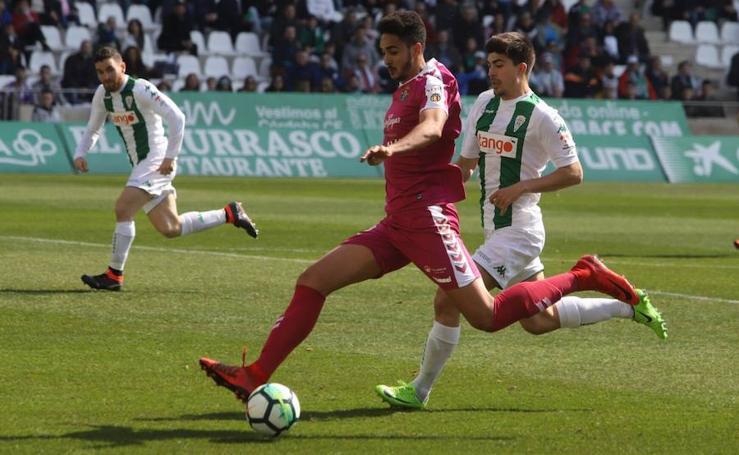 Córdoba 2 - 1 Real Valladolid