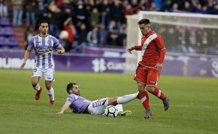 Real Valladolid 1-1 Rayo Vallecano