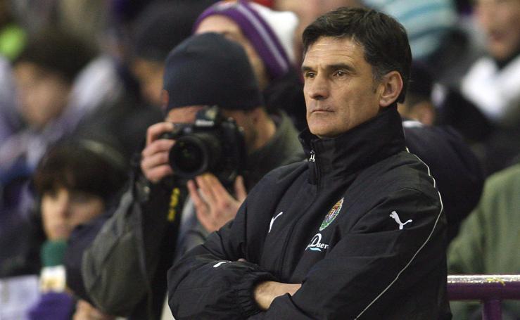 Los 19 entrenadores en las 17 temporadas de Carlos Suárez