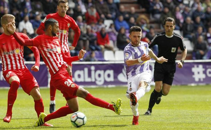 Real Valladolid 2 - 1 Almería