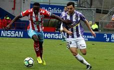 El árbitro priva al Real Valladolid de una victoria inmerecida en Lugo