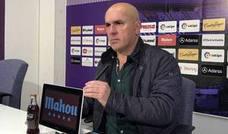 «Contra el Reus, no habrá dos delanteros de salida», anuncia Sampedro