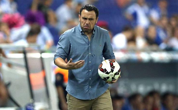 Así es Sergio González, el nuevo entrenador del Real Valladolid