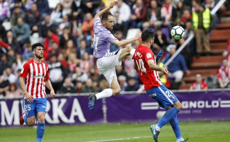 Real Valladolid 0-1 Sporting