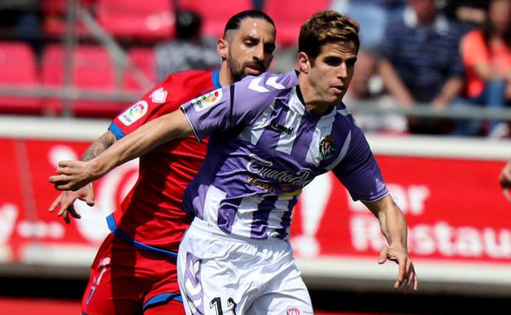 Numancia 0-1 Real Valladolid