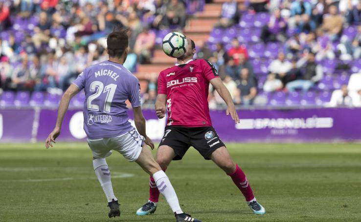 El Real Valladolid apunta hacia los 'play-off'
