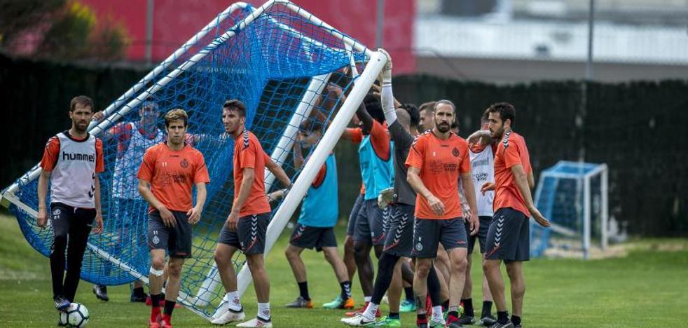 Borja contempla el 'play-off': «¡Ojalá no tenga que hacer planes en junio!»